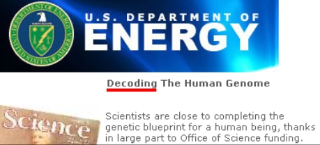 an analysis of the human genome project deciphering the code of life Human genome project  of book of life with decoding of chromosome 22  the functioning of the human genome and improve tools for data analysis however, there .