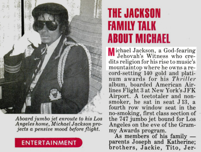 One of the most well-known cases of vitiligo was musician/dancer Michael  Jackson. Rumors spread so widely about him having so much plastic surgery,  ...