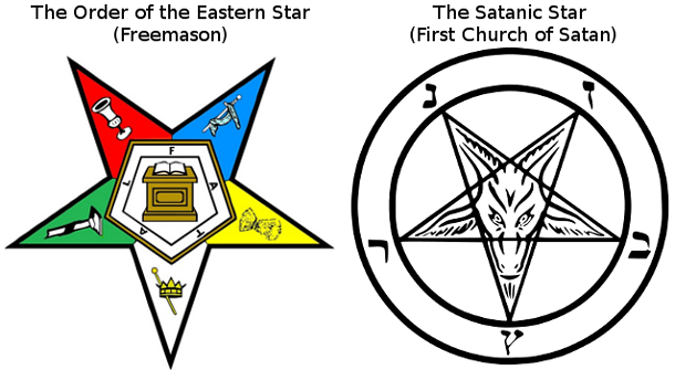 Freemasonry A Luciferian Beacon