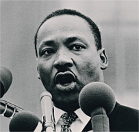 Looking into Martin Luther King Jr. - charlottemartindesigns