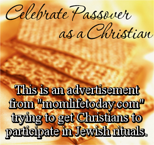 Should Christians Observe Jewish Passover?